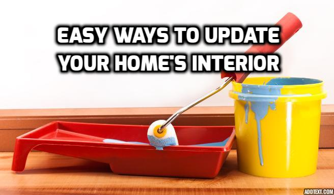 interior home renovation tips