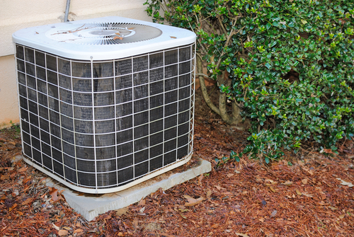 Home Maintenance Tips - Old AC Unit