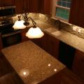 Kitchen Above View