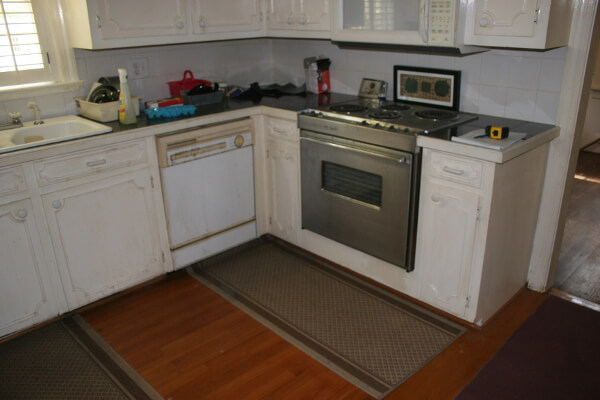 Farmville Kitchen Before