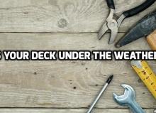 deck repair tips
