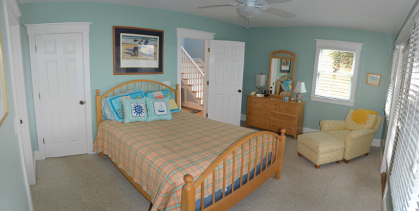 Bald Head Island Master Bedroom Renovation