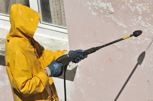 Pressure washing home maintenance tips