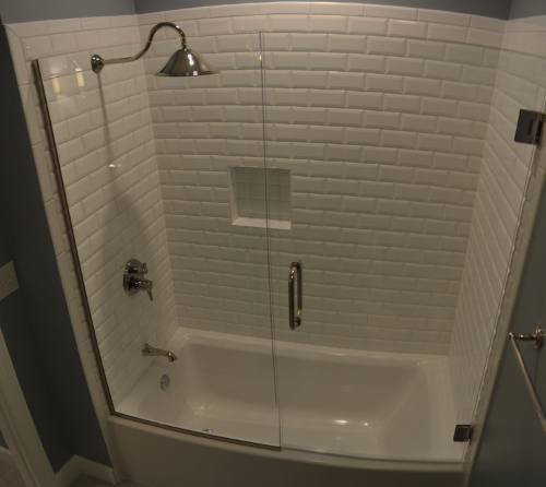 full bathroom renovations