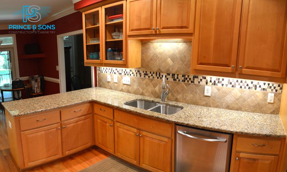 Quick One Week Kitchen Remodel