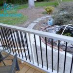 Front Porch Railing Detail