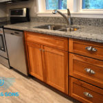 Updated Kitchen Cabinets & Countertops