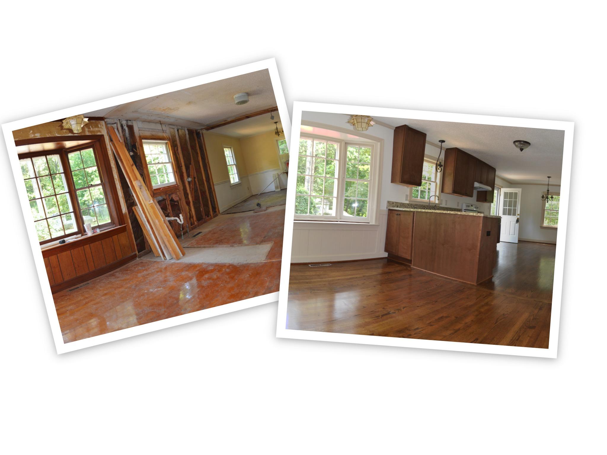 Durham Home Renovation