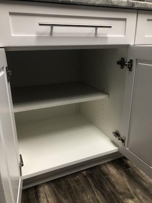 frameless cabinetry