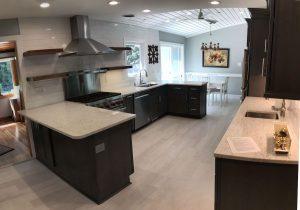 Rougemont Hickory Kitchen Renovation